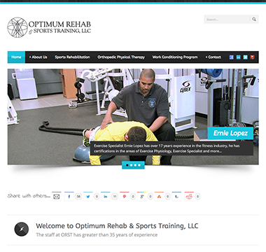 Optimum Rehab & Sports Training